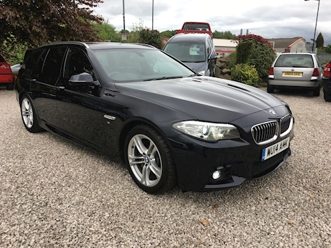 Bmw 5 Series 525D M Sport Touring