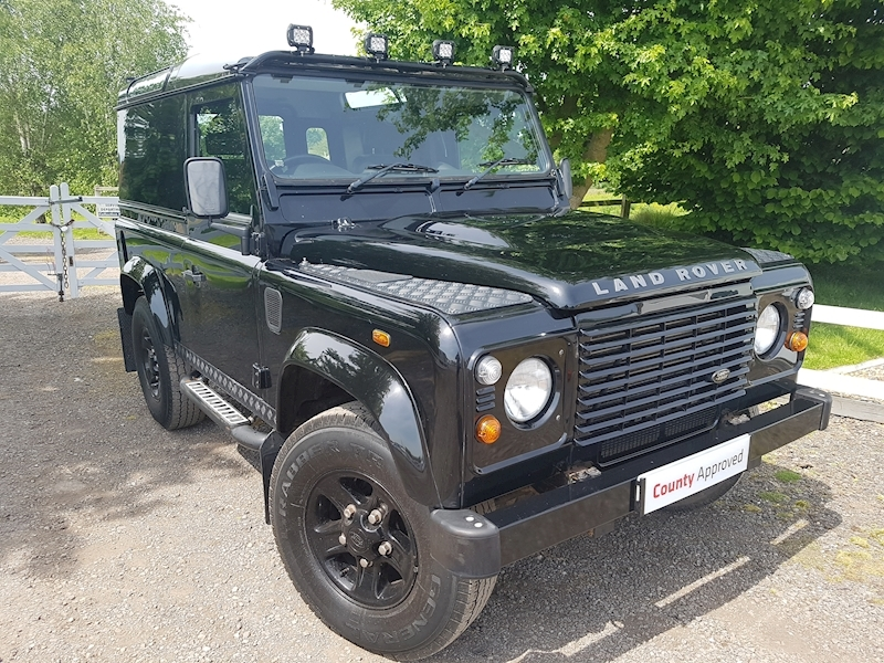 Defender 90 Hard Top 2.4 Estate Manual Diesel