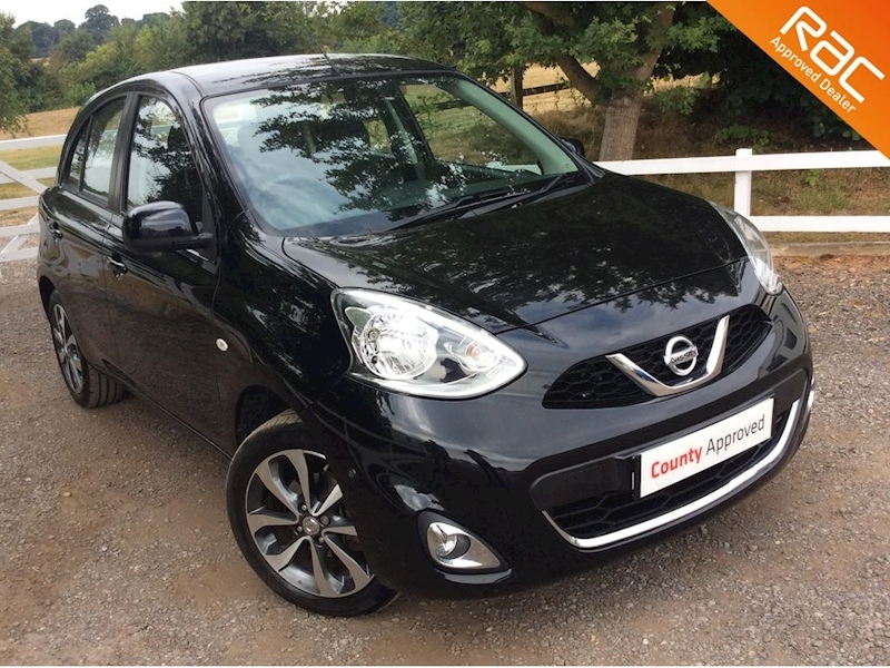 Micra Tekna Hatchback 1.2 Manual Petrol