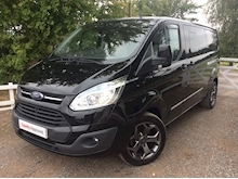 Ford Transit Custom 290 Limited Lr Dcb - Thumb 2