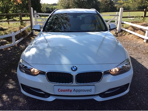 3 Series 320I Xdrive Sport Touring Estate 2.0 Automatic Petrol