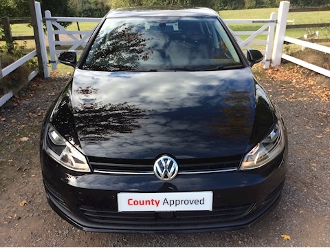Golf Match Tsi Bluemotion Technology Hatchback 1.4 Manual Petrol