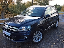 Volkswagen Tiguan Se Tdi Bluemotion Technology - Thumb 2