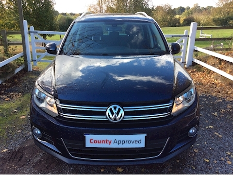 Tiguan Se Tdi Bluemotion Technology Estate 2.0 Manual Diesel