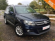Volkswagen Tiguan Se Tdi Bluemotion Technology - Thumb 0