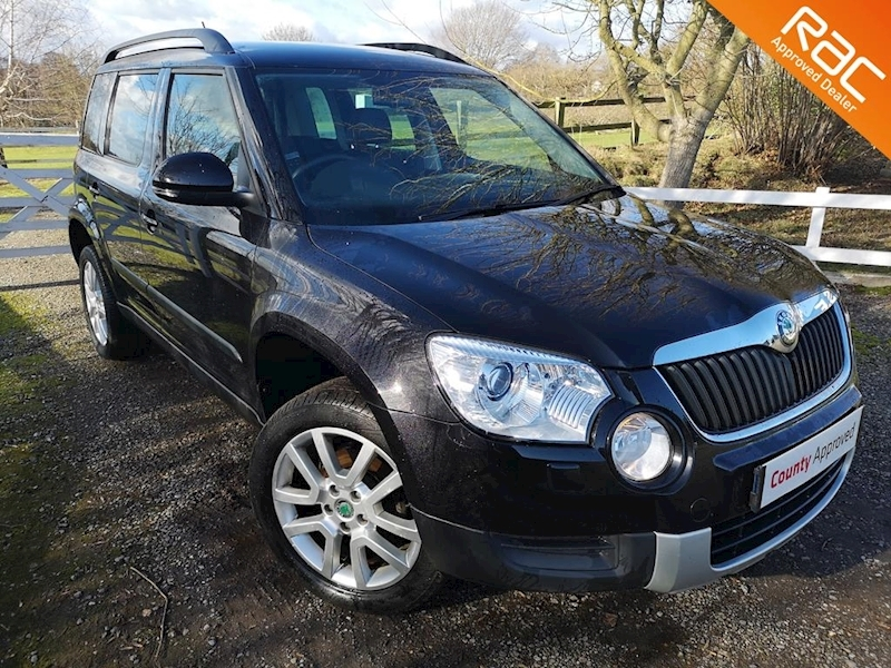 Yeti Elegance Tdi Cr Hatchback 2.0 Manual Diesel