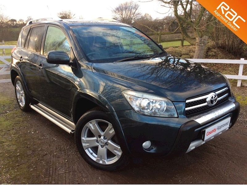 Rav4 D-4D T180 Estate 2.2 Manual Diesel