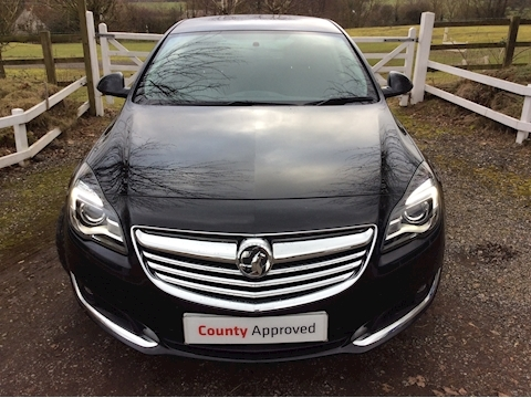 Insignia Sri Nav S/S Hatchback 1.4 Manual Petrol