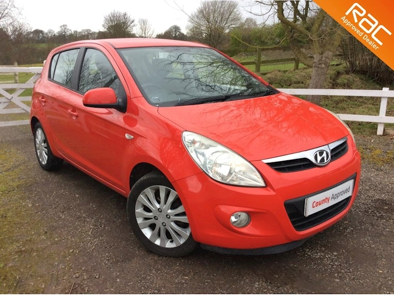 I20 Style Hatchback 1.4 Manual Petrol