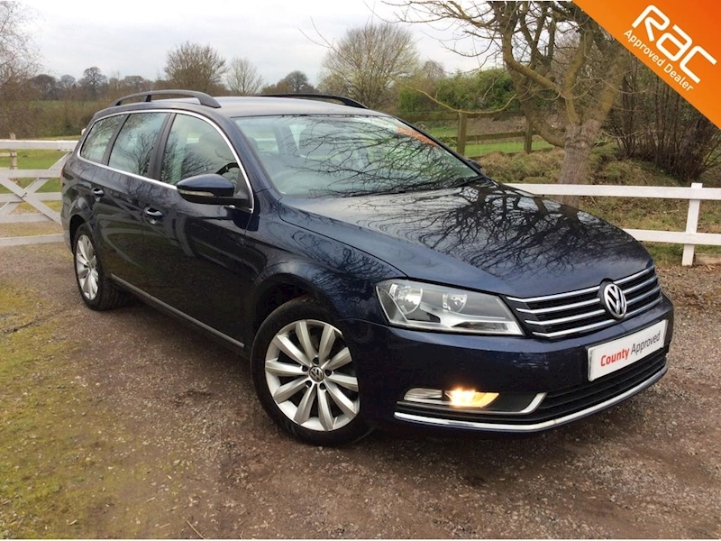 Volkswagen Passat Highline Tdi Bluemotion Technology