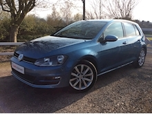 Volkswagen Golf Gt Tdi Bluemotion Technology Dsg - Thumb 2