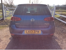 Volkswagen Golf Gt Tdi Bluemotion Technology Dsg - Thumb 5