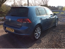 Volkswagen Golf Gt Tdi Bluemotion Technology Dsg - Thumb 6