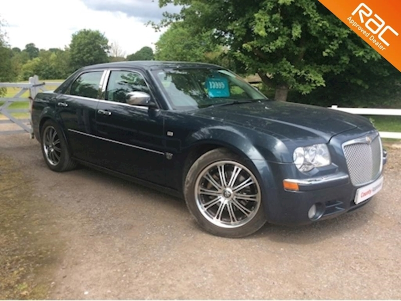 Chrysler 300C Crd Rhd