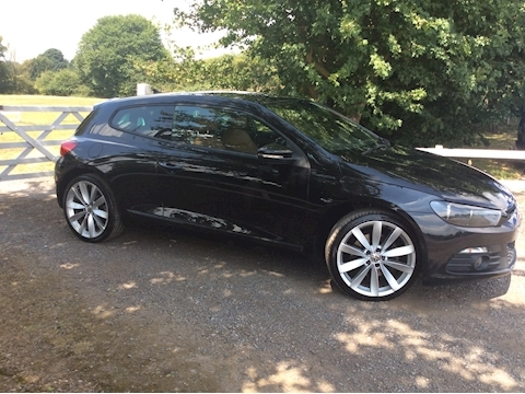 Scirocco Gt 2.0 2dr Coupe Manual Petrol