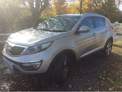 Sportage Crdi Kx-3 Estate 2.0 Manual Diesel