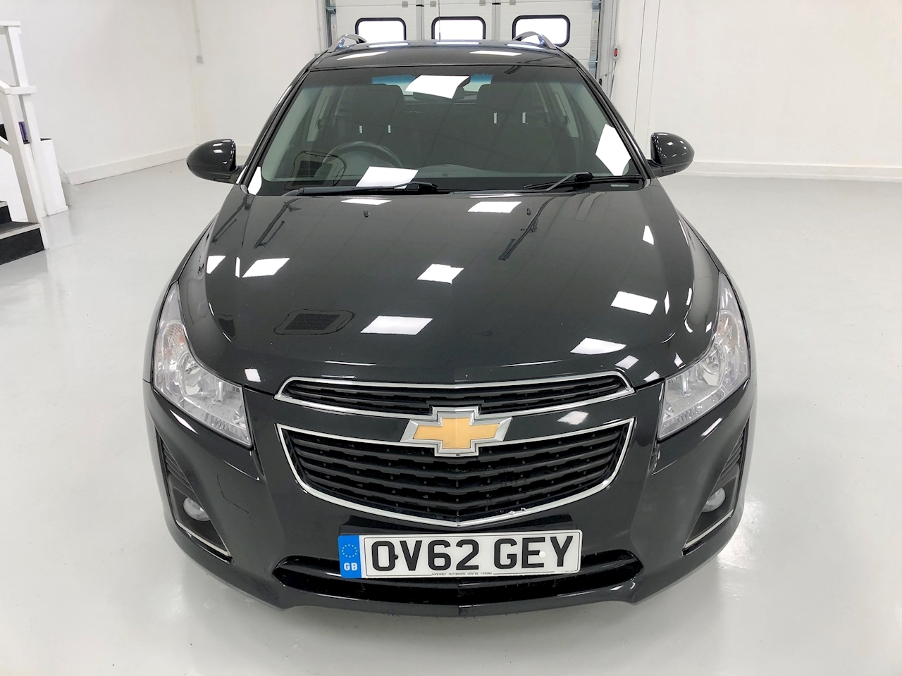 Chevrolet Cruze Vcdi Lt Hatchback 1.7 Manual Diesel