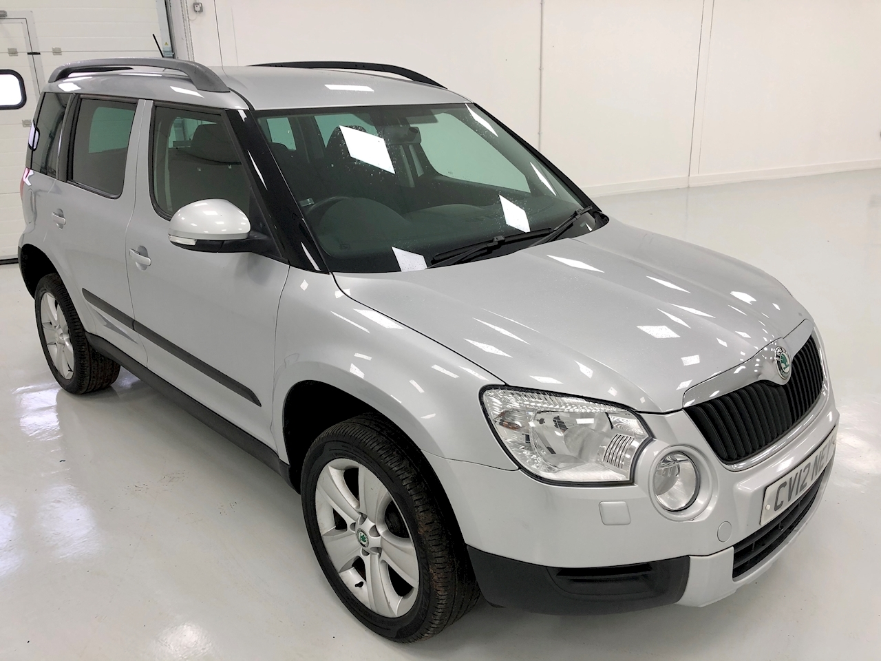 Skoda Yeti Se Plus Tdi 4X4 Hatchback 2.0 Manual Diesel