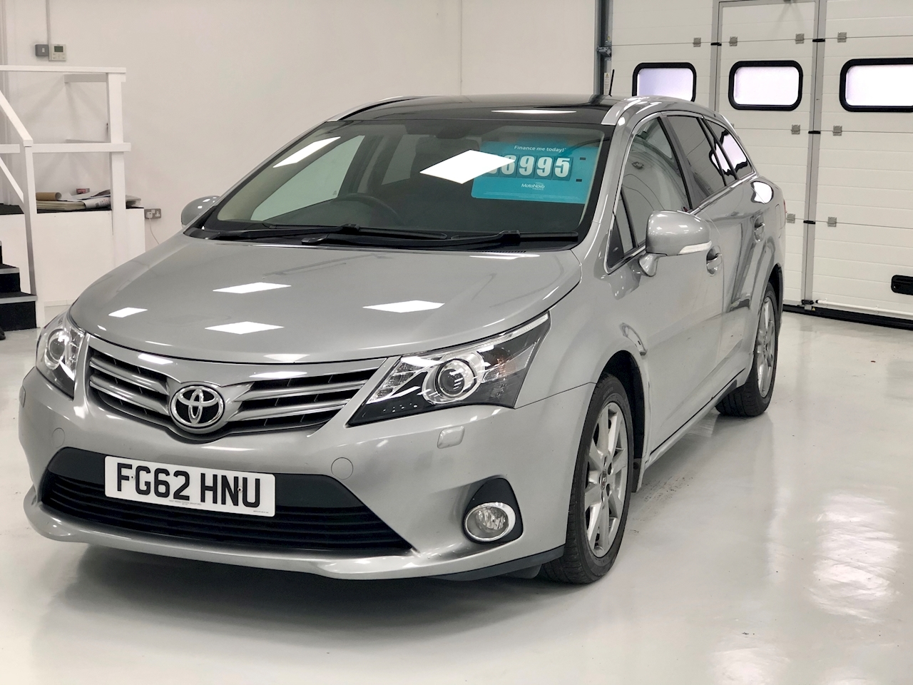 Toyota Avensis T Spirit Estate 2.0 Manual Diesel