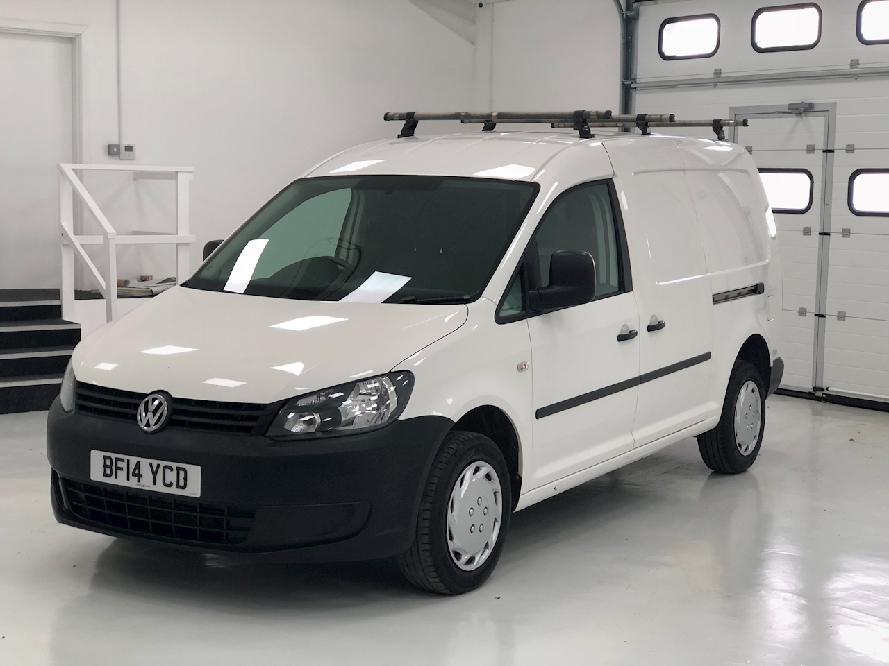 Volkswagen Caddy Maxi C20 Maxi Startline Panel Van 1.6 Manual Diesel