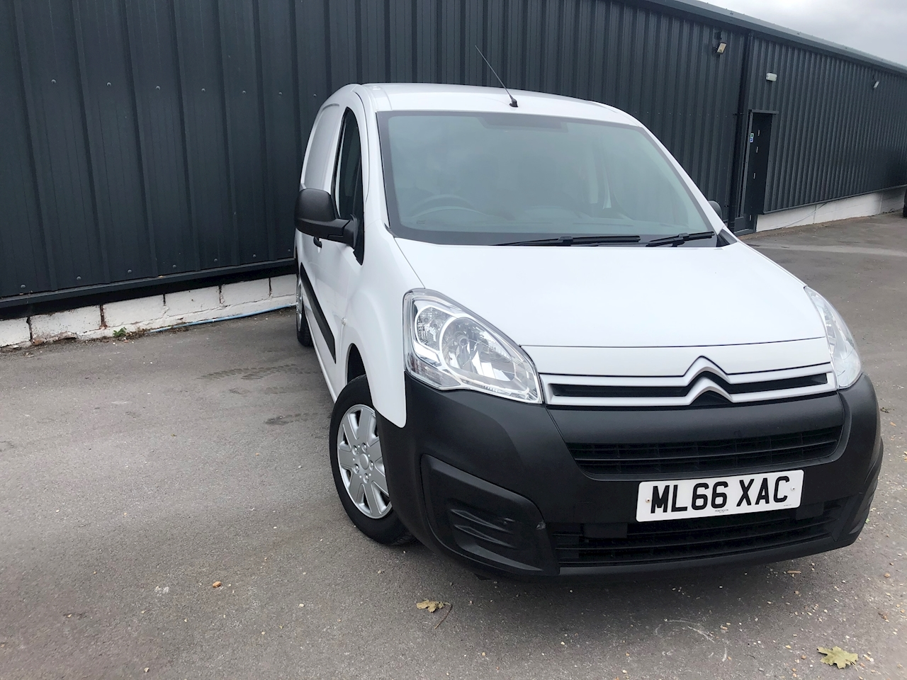 Citroen Berlingo LX L1 Panel Van 1.6 Manual Diesel
