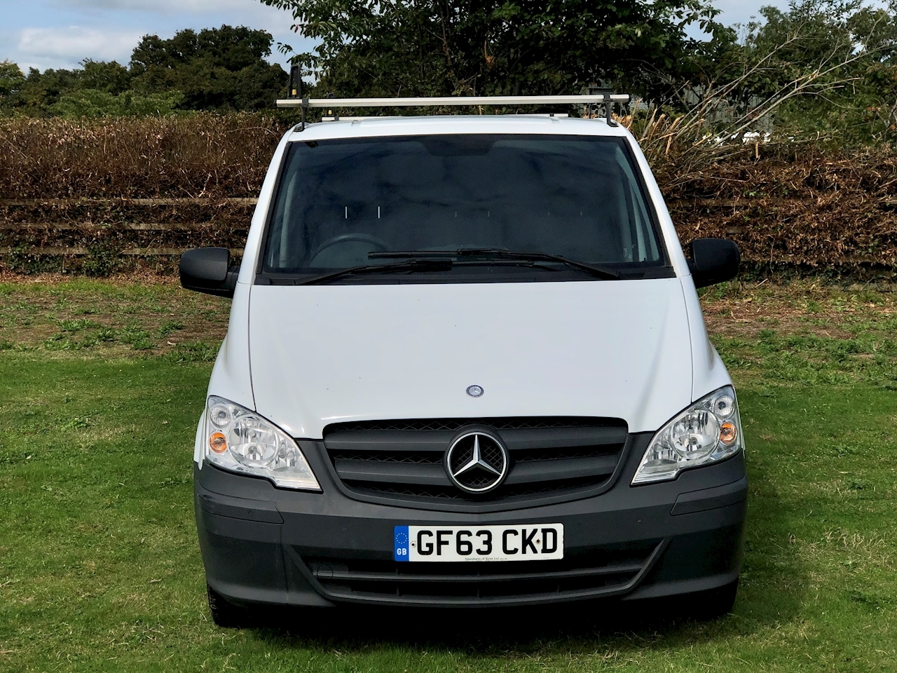 Mercedes-Benz Vito 2.1 113CDI BlueEFFICIENCY Compact Panel Van 5dr Diesel Manual (EU5) (182 g/km, 136 bhp) Compact Panel Van 2.1 Manual Diesel