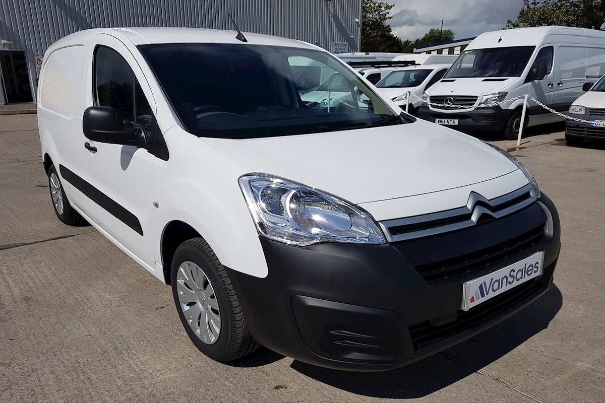 used citroen berlingo enterprise van l1 850 1 6 hdi 100ps enterprise 2018 van sales uk bristol. Black Bedroom Furniture Sets. Home Design Ideas