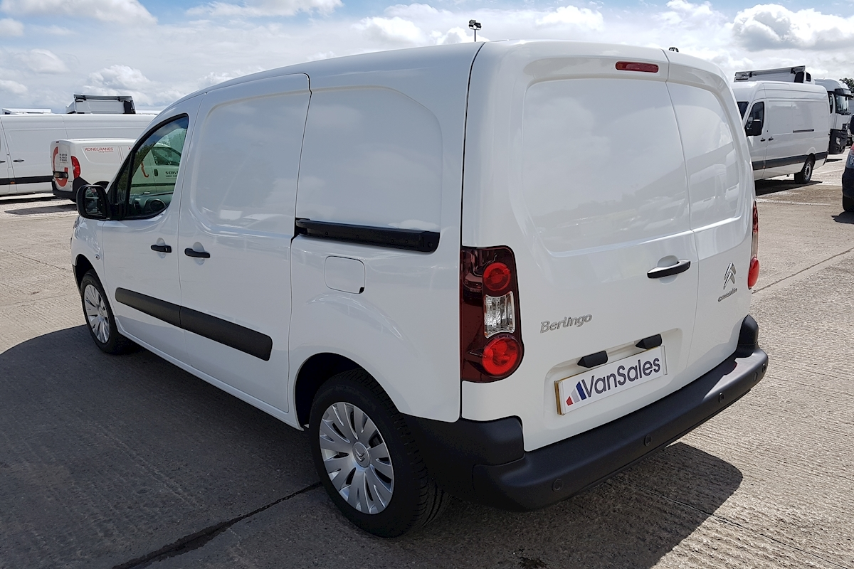 used citroen berlingo enterprise van l1 625 1 6 hdi 75ps enterprise 2018 van sales uk bristol. Black Bedroom Furniture Sets. Home Design Ideas