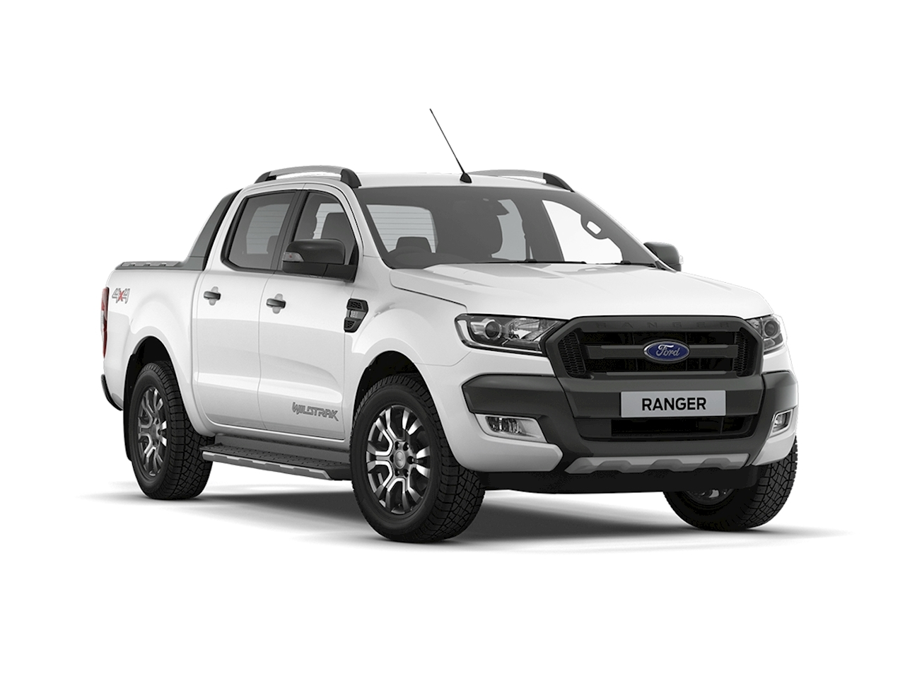 Ford Ranger D/Cab Wildtrack  3.2 TDCI 200