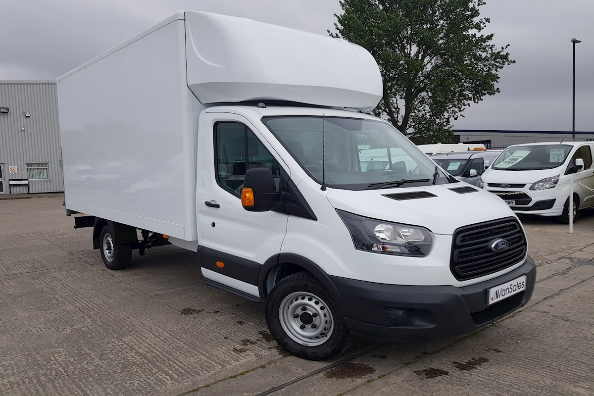 Ford Transit L4 Luton Van 130ps 2.0 TDCI 130 With Taillift
