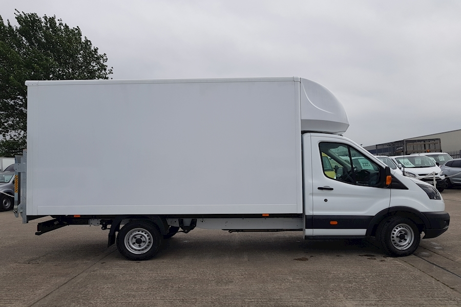 New Ford Transit L4 Luton Van 130ps 2 0 TDCI 130 With