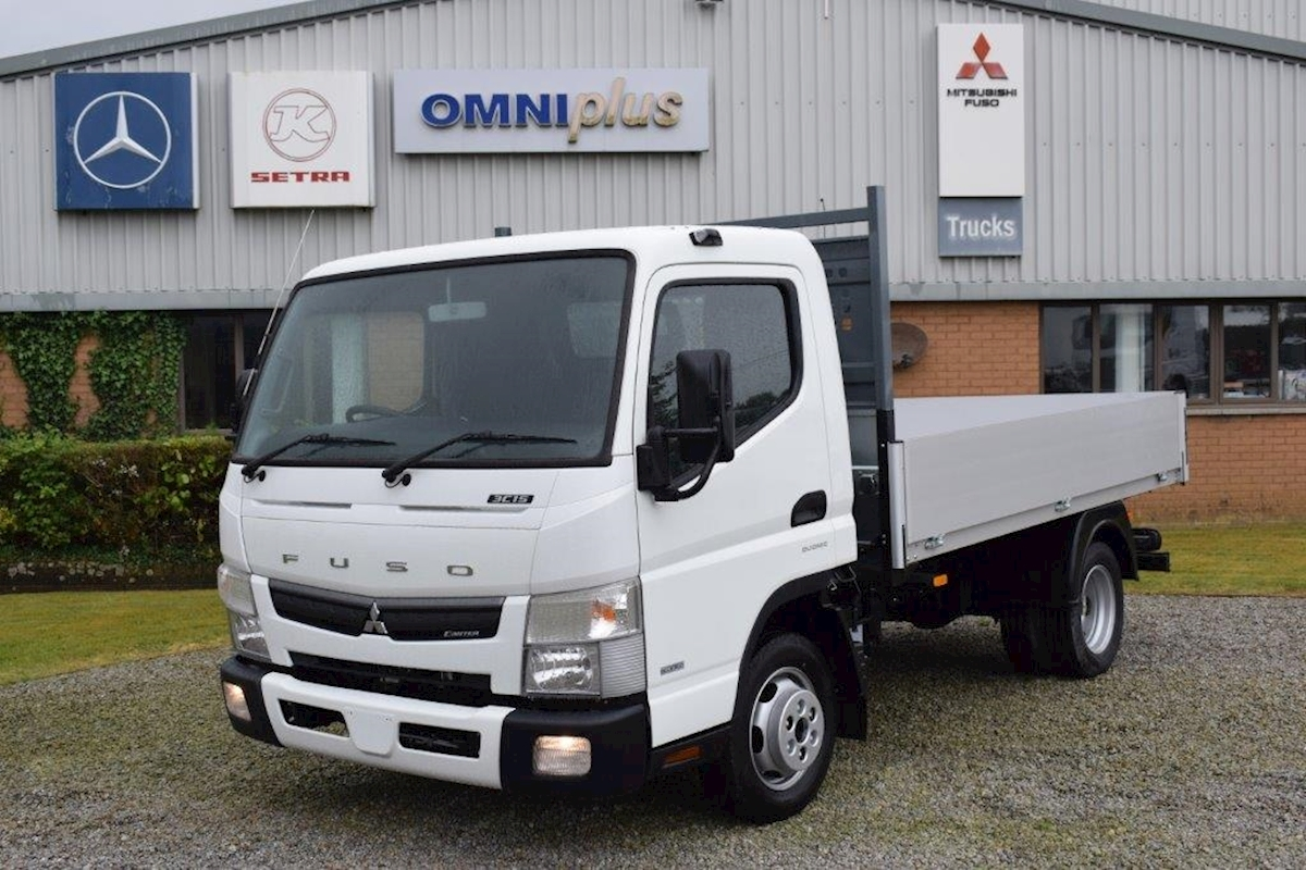 Mitsubishi Fuso Canter 3C13 Tipper Manual
