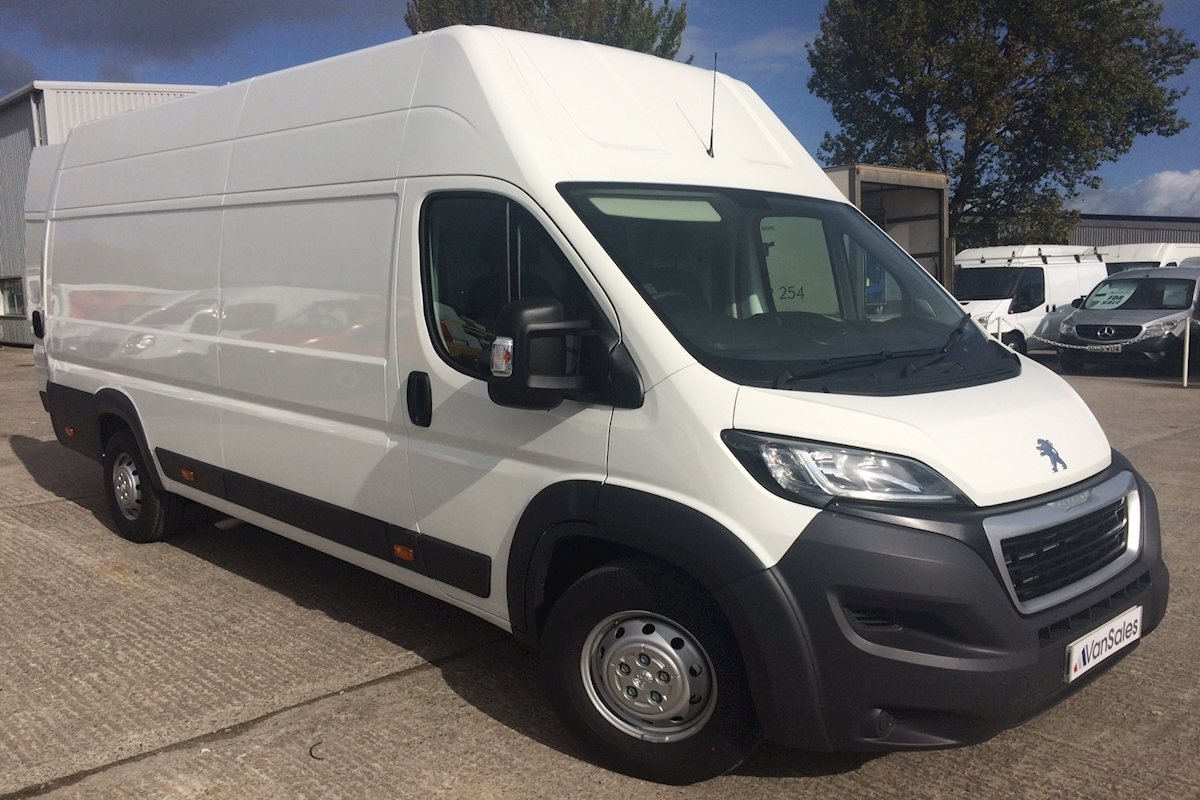 new peugeot boxer l4 h3 435 2 0hdi 130ps xlwb 2019