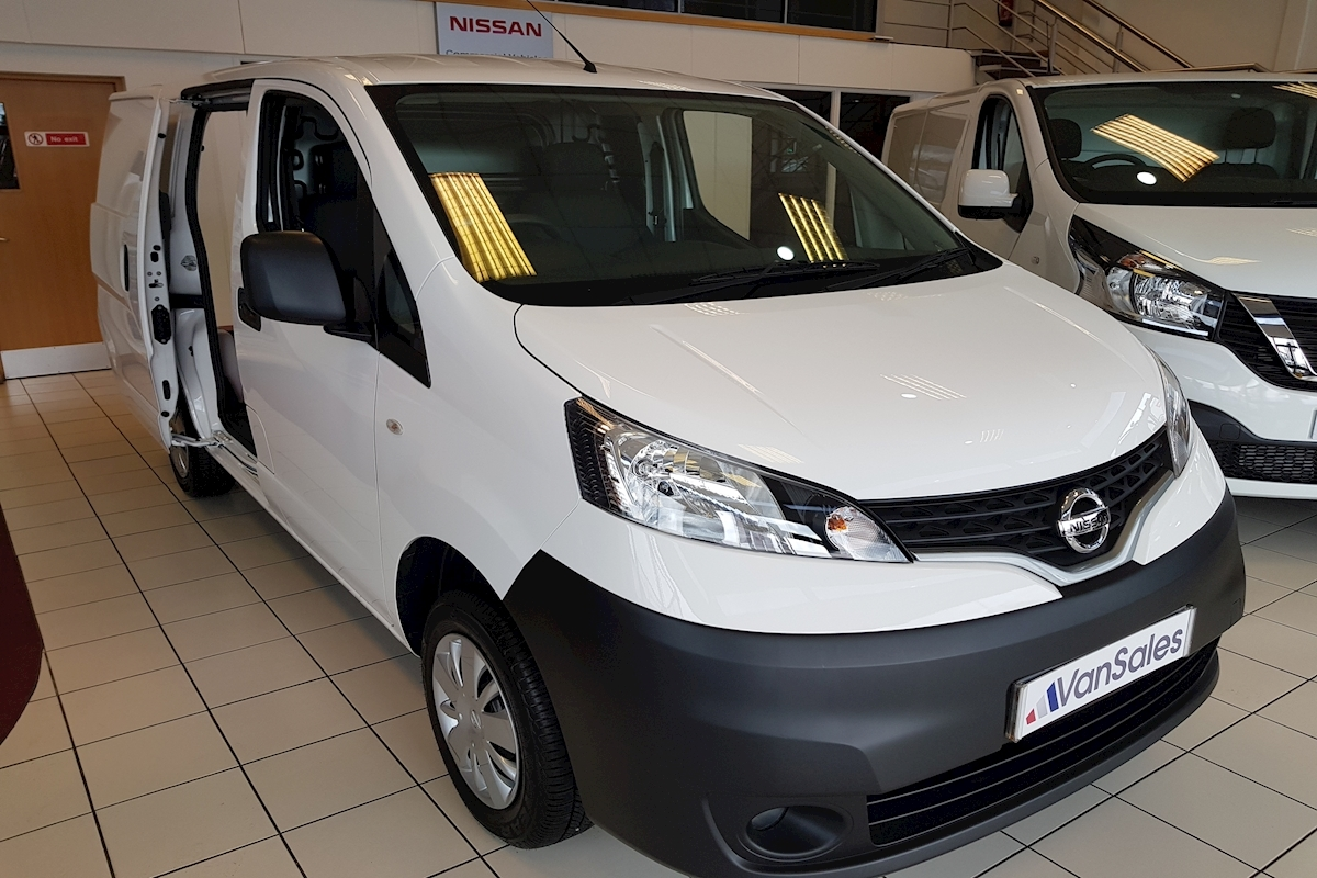 Nissan NV200 1.5dCi Visia 90ps