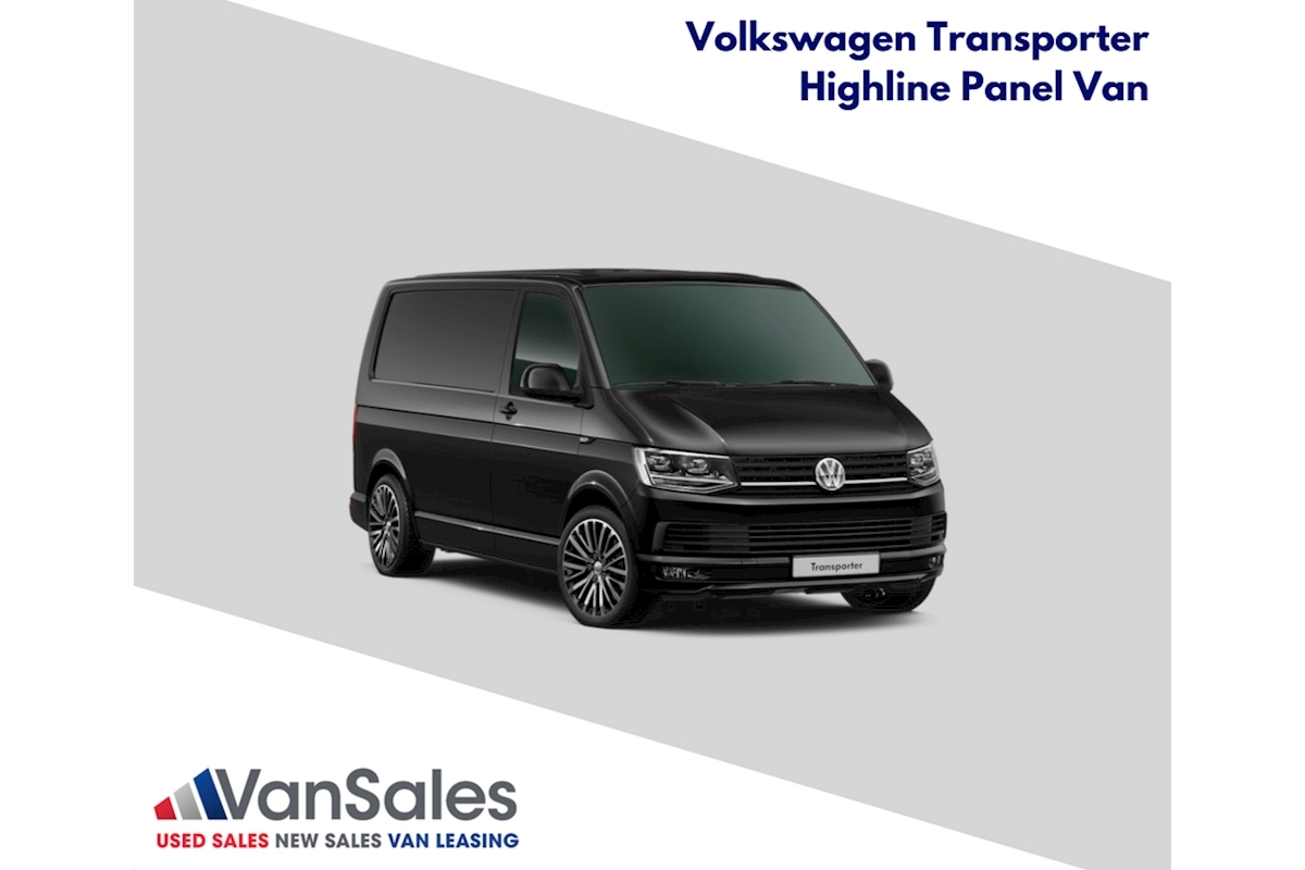 Volkswagen Transporter Highline T28 150PS