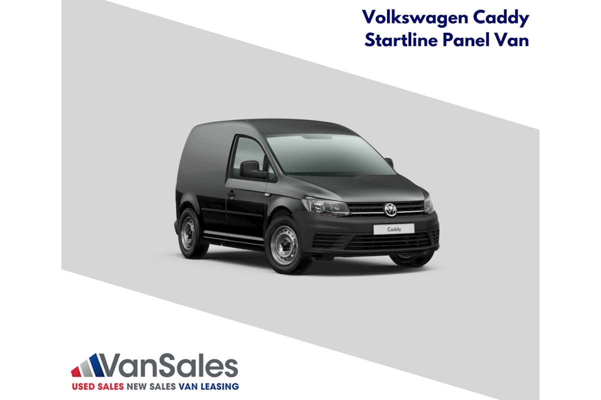 Volkswagen Caddy Startline 84PS 1.2TSI