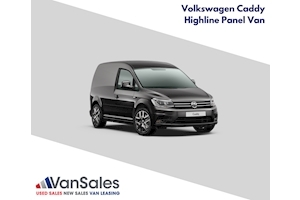 Volkswagen Caddy Highline 125PS 1.4TSI