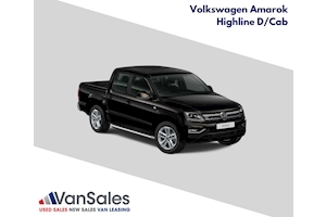Volkswagen Amarok Highline 204PS V6
