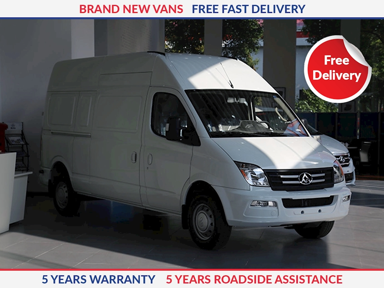 LDV Maxus V80 LWB High Roof 3.5t 136ps Euro 5