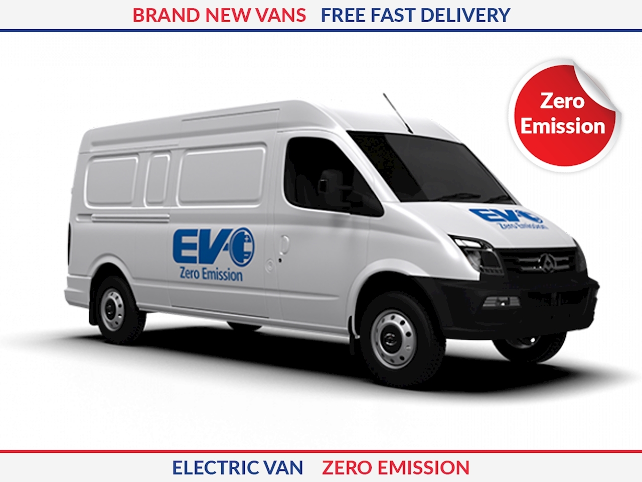 LDV EV80 Electric LWB Medium Roof