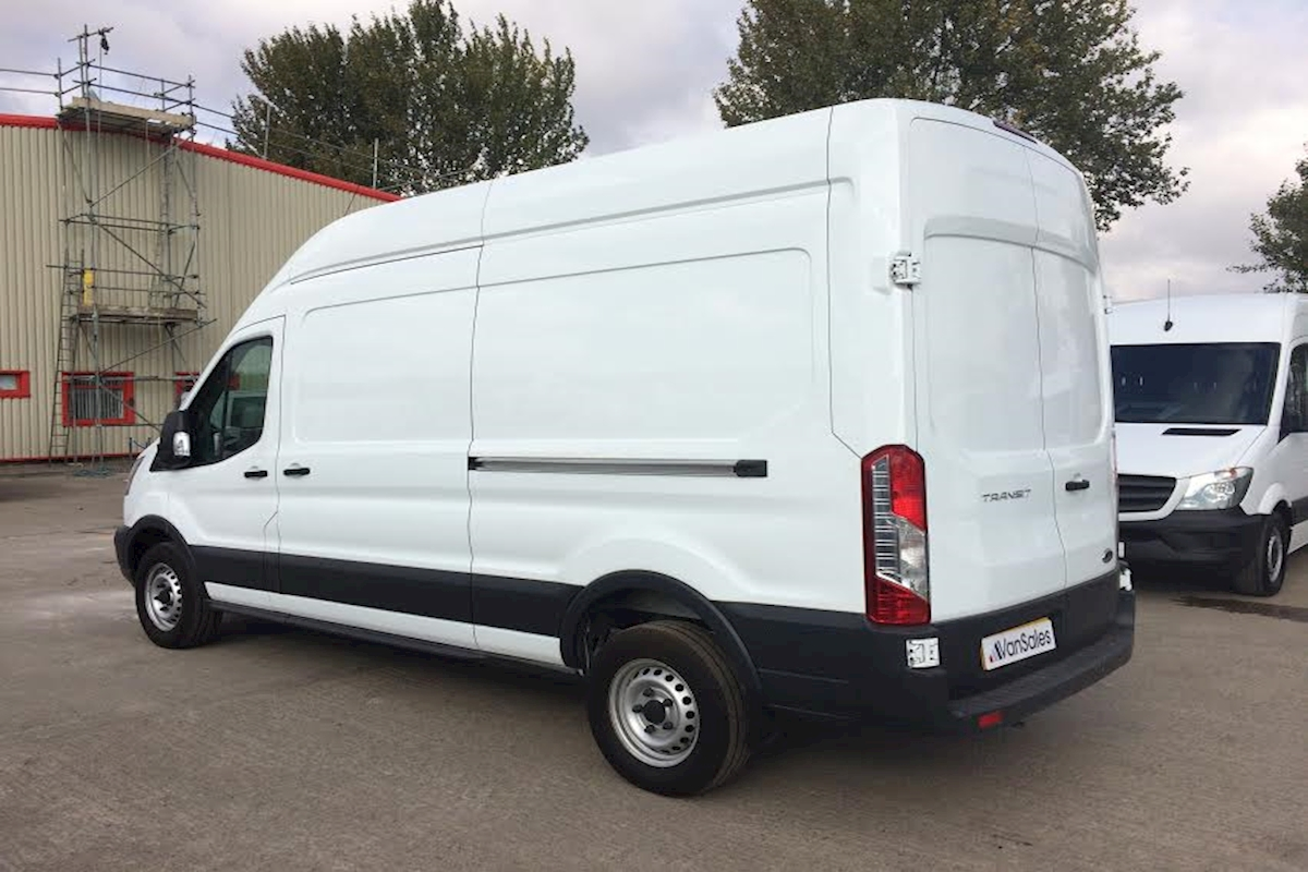 new ford transit l3 h3 2 0 tdci base 130ps lwb panel van