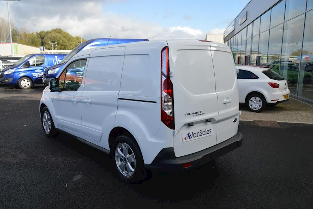 New Ford Transit Connect L1 1.5 TDCI 200 Limited 120ps SWB Panel Van 2019 | Van Sales UK - Bristol
