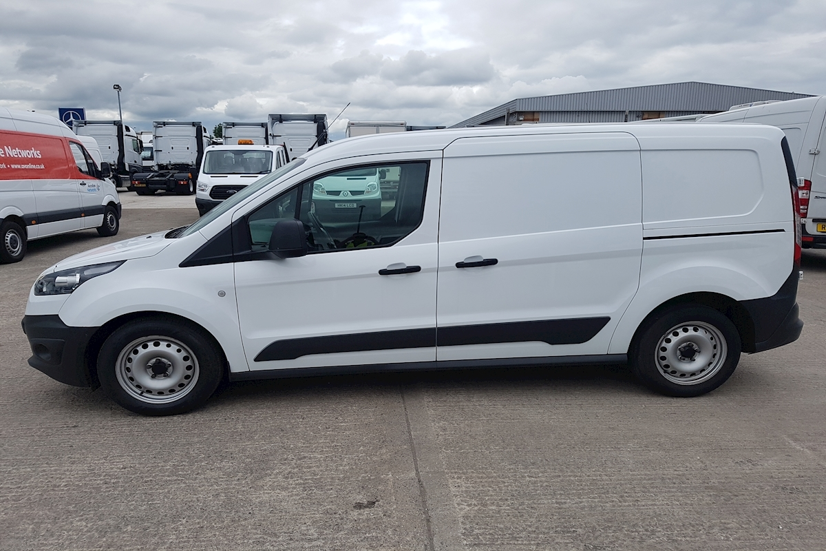 used ford transit connect l2 1 5 tdci 240 base 75ps lwb. Black Bedroom Furniture Sets. Home Design Ideas