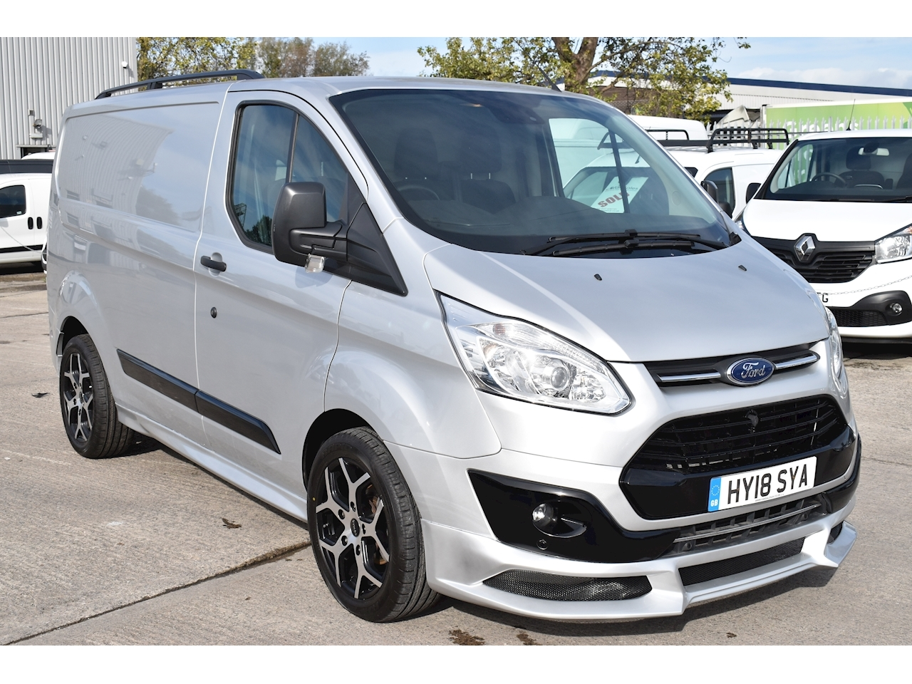 Ford Transit Custom 270 L1 2.0 TDCi Sports Van Euro 6