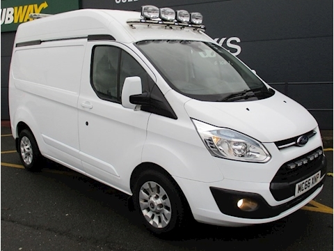 Ford Transit Custom 290 L1 H2 2.2TDCi 125ps High Roof Limited Van DIESEL FWD