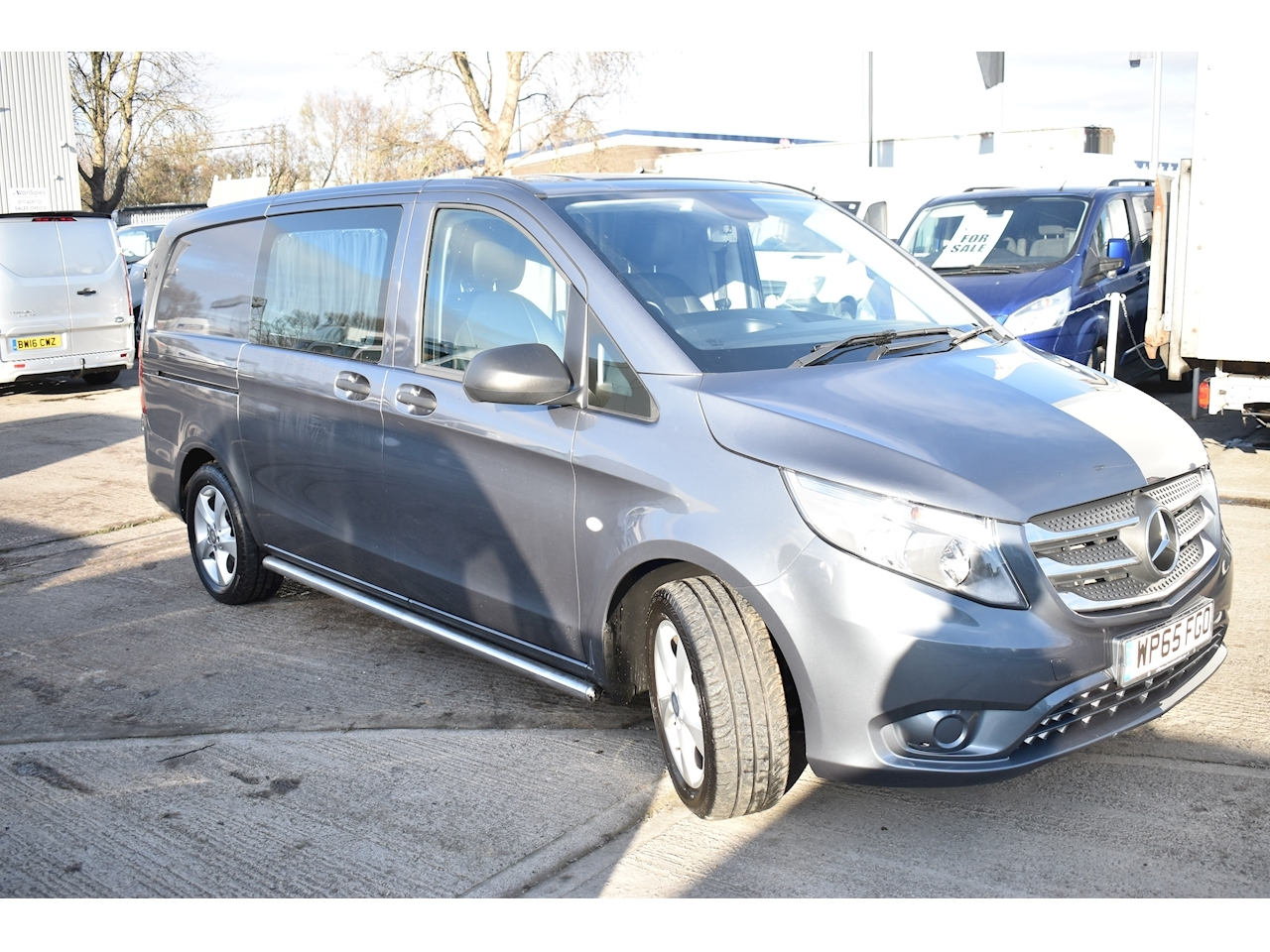 Mercedes-Benz Vito 116 Bluetec Camper Conversion