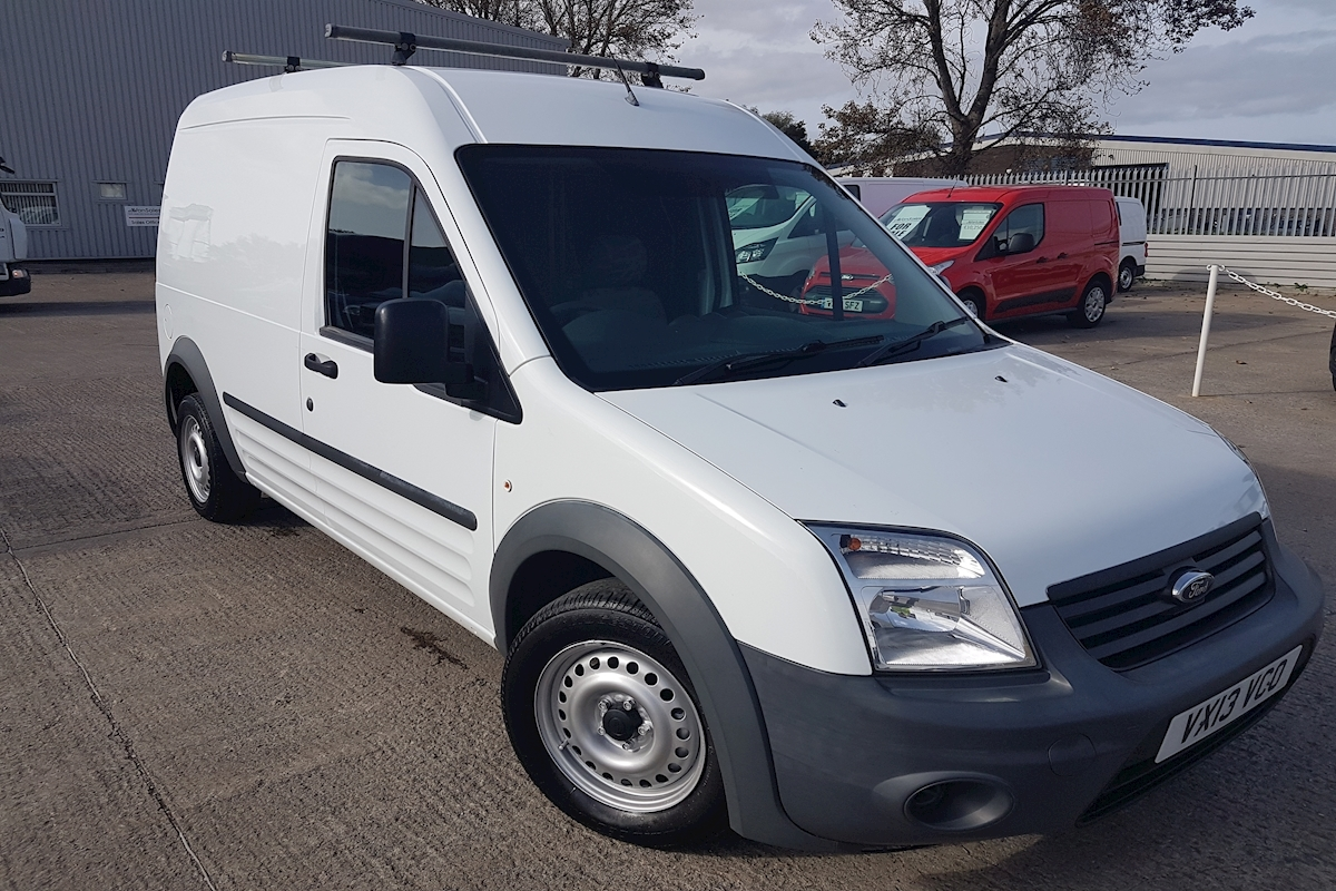 919a19f422 Used Ford Transit Connect 230 LWB High Roof Van TDCi 90ps Diesel ...