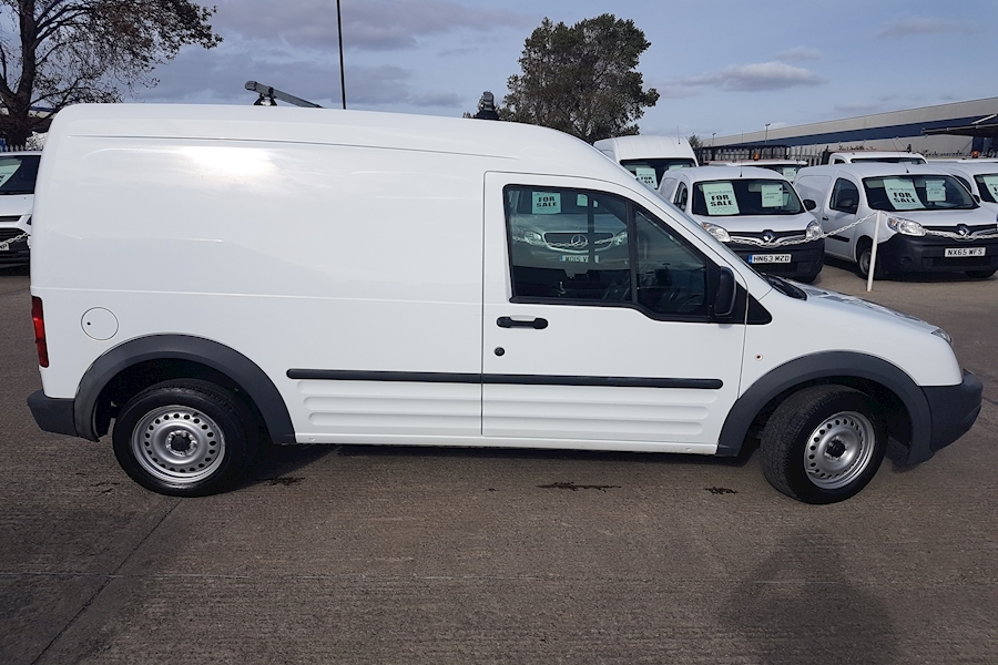 08f11a3ec0 Ford Transit Connect 230 LWB High Roof Van TDCi 90ps Diesel 2013 - Thumb 1