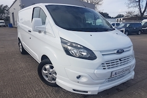 Ford Transit Custom 290 L1 2.2 TDCi 100ps Low Roof Van DIESEL FWD