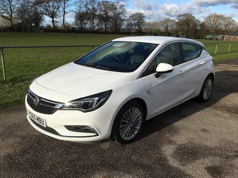 Astra Elite Ecoflex S/S Hatchback 1.0 Manual Petrol
